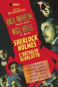 Sherlock Holmes e l'artiglio scarlatto [B/N] [HD] (1944)