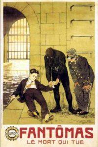 Fantomas III – Le Mort Qui Tue [B/N] (1913)