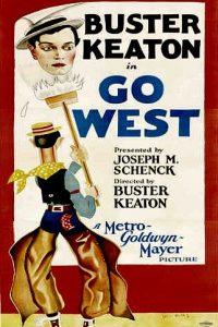 Go West – Io e la vacca [B/N] (1925)