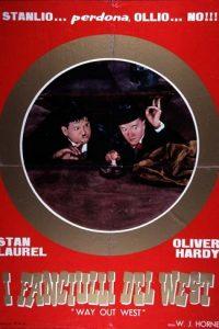 I fanciulli del West [B/N] (1937)