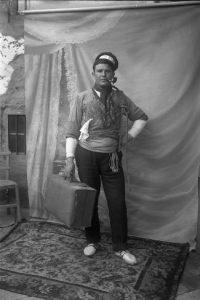 L'emigrante [B/N] [Corto] (1915)