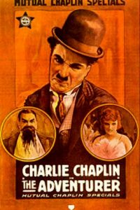 L'evaso – Charlot avventuriero [B/N] [Corto] (1917)