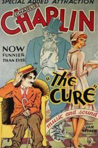 La cura [B/N] [Corto] (1917)