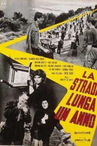 La strada lunga un anno [B/N] (1958)