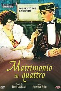 Matrimonio in quattro [B/N] (1924)