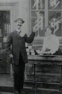 Mr. Flip [B/N] [Corto] (1909)