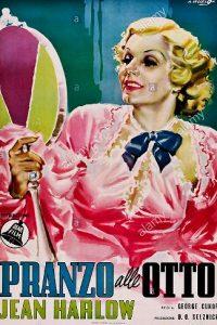 Pranzo alle otto [B/N] (1933)