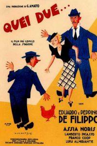 Quei due [B/N] (1935)