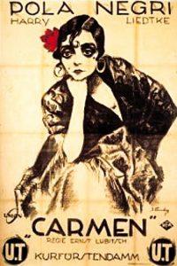 Sangue gitano – Carmen [B/N] (1918)