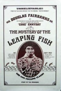 The Mystery of the Leaping Fish [B/N] [Corto] (1916)
