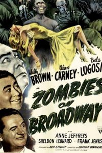 Zombies on Broadway [B/N] [Sub-ITA] (1945)