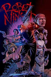 Robot Ninja [HD] (1989)