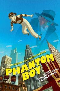 Phantom Boy [HD] (2015)