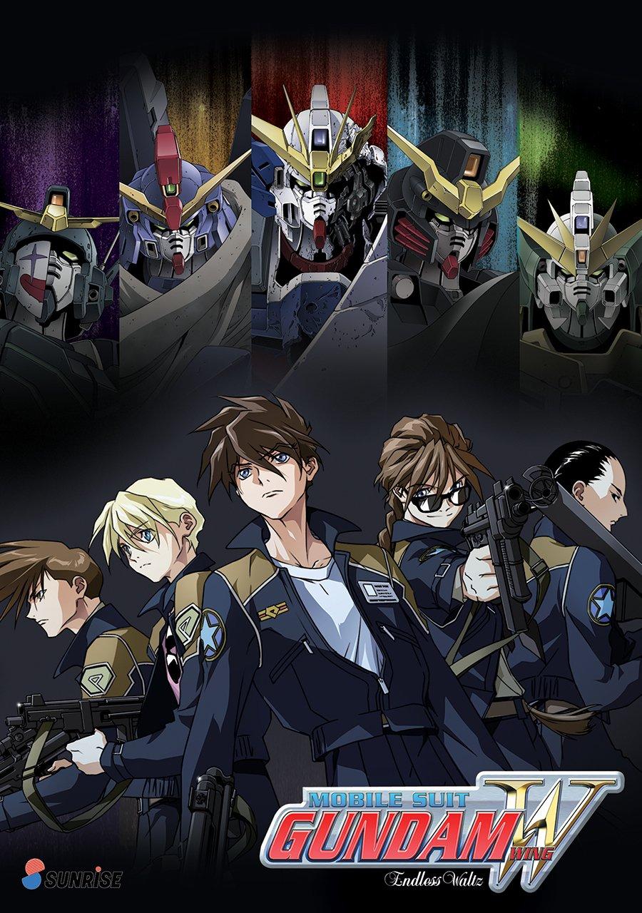 Mobile Suit Gundam Wing: Endless Waltz [HD] (1998)
