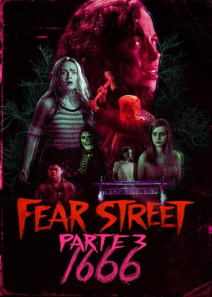 Fear Street: 1666 [HD] (2021)