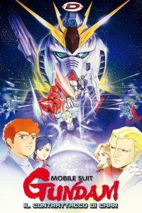 Mobile Suit Gundam: Il contrattacco di Char [HD] (1988)