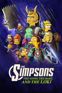 The Simpsons: The Good, the Bart, and the Loki [Corto] [HD] (2021)