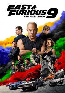 Fast & Furious 9 - The Fast Saga [HD] (2021)