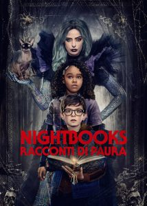 Nightbooks - Racconti di paura [HD] (2021)