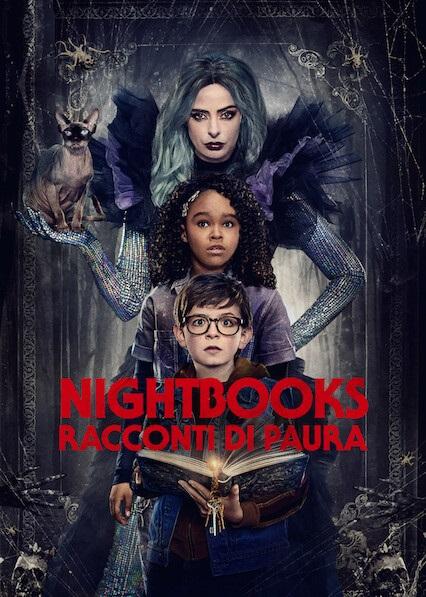Nightbooks – Racconti di paura [HD] (2021)