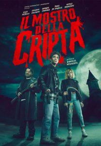 Il mostro della cripta [HD] (2021)