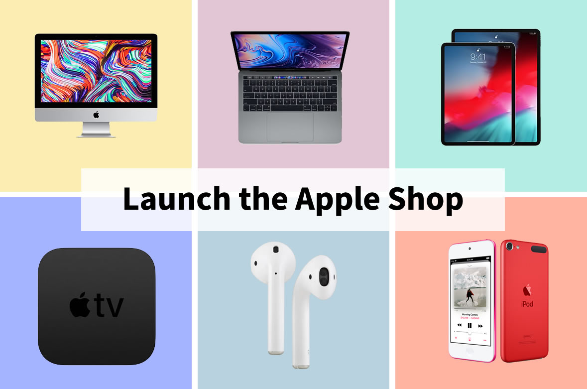 Launch the Apple Shop. iMacs, Macbook Pros, iPads and more. Online and in-store at Computers and Beyond in Marshall, MN