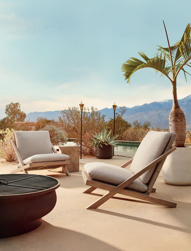Modern Outdoor Furniture & Decor Cb2