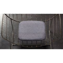 Grey Chair Cushions Wedding Covers Hire London Cushion Reviews Cb2