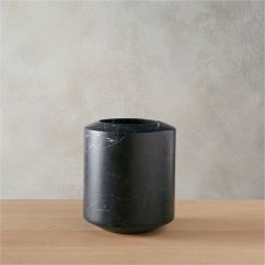 Kitchen Utensils Holder Island Bench Black Marble Utensil Reviews Cb2