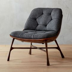 Pictures Of Modern Living Room Chairs Green Accent Cb2 Bordeaux Chair