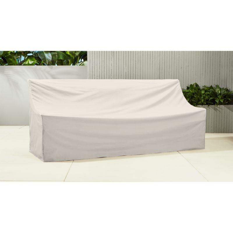 sofa waterproof cover most comfortable and chairs breton reviews cb2 bretonsofacovershs17 1x1