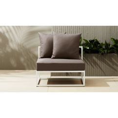 Crate And Barrel Armless Chair Tattoo Amazon Casbah Modular Reviews Cb2 Casbaharmlesschairshs16 1x1