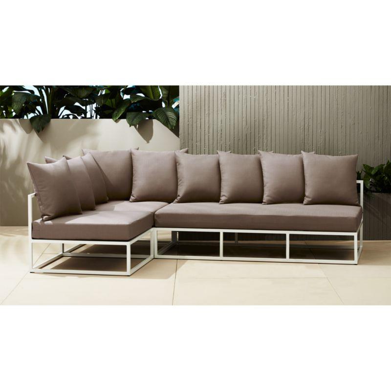 Corner Lounge Chair