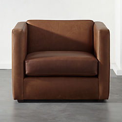 tan leather chair sale argos directors covers modern accent chairs and armchairs cb2 club