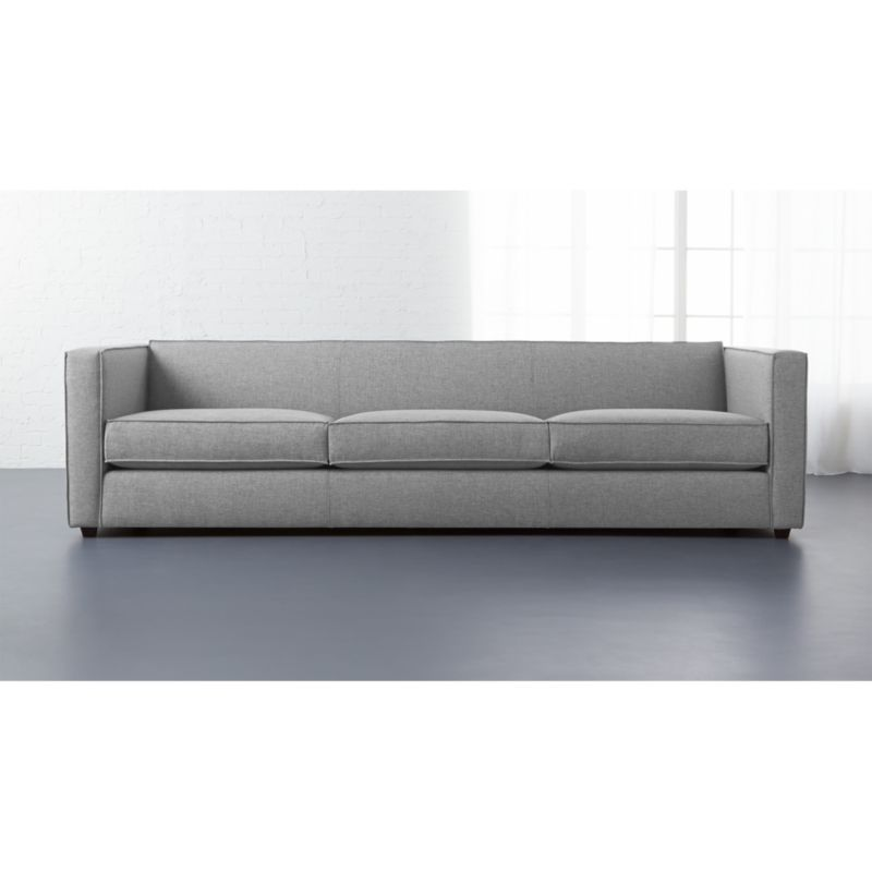 sofa cushion support reviews sure fit ultimate waterproof suede cover club 3-seater + | cb2