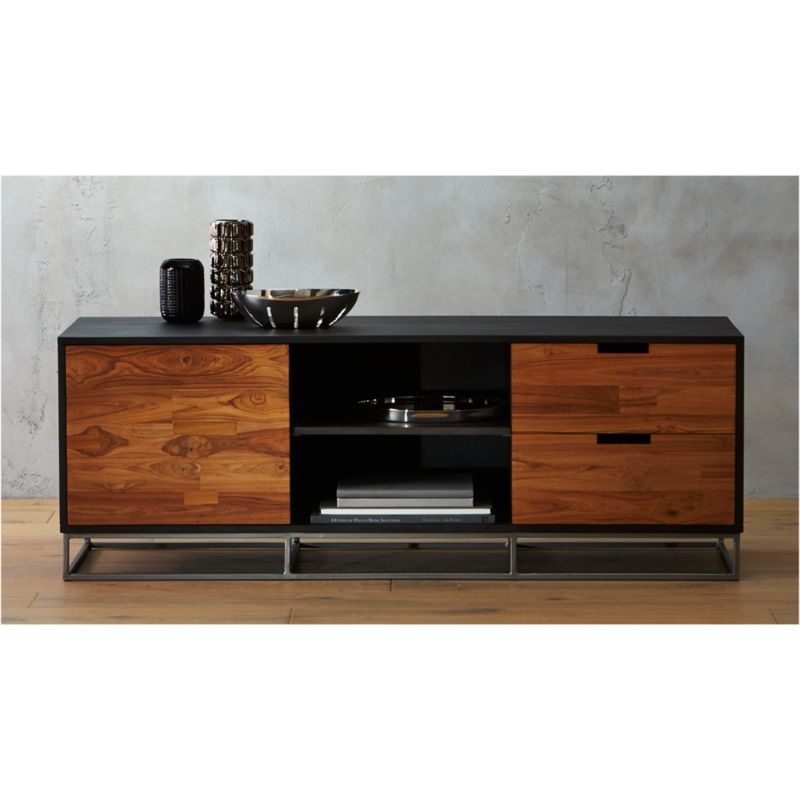 Congo Modern Media Credenza Reviews Cb2
