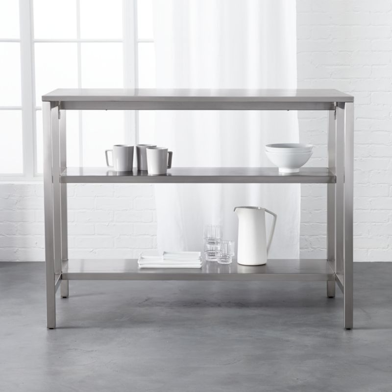 modern kitchen cart aid professional mixer islands cb2 coterie