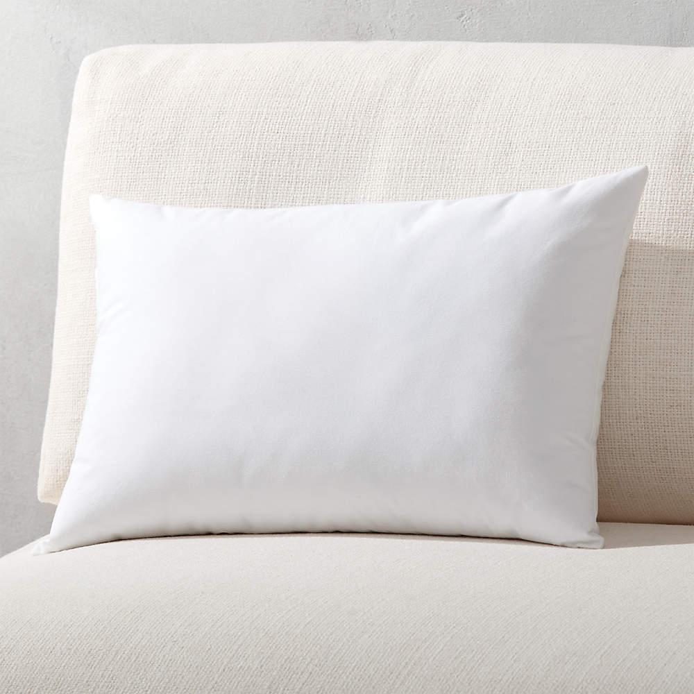 18 x12 down alternative pillow insert