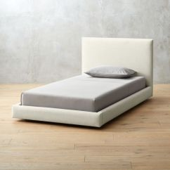 Daybed Sofa Cover Folding Bed In Desh Modern Twin Beds | Cb2