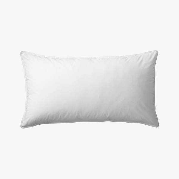 feather down king pillow insert