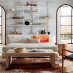 Seven Modern Floating Shelf Ideas Cb2 Style Files