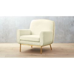 White Club Chairs Metal With Wood Seat Halo And Brass Armchair Reviews Cb2 Halochairsnowshf17 1x1