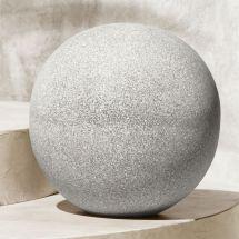 Playa Large Garden Sphere Cb2