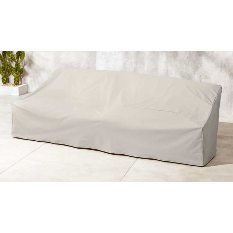 sofa waterproof cover curved arm pool party reviews cb2 poolpartysofacovershs18 1x1