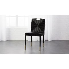 Gray Rattan Dining Chairs Theater Chair Cad Block And Brass Reviews Cb2 Rattannbrassdiningchairshs18 1x1