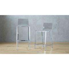 Ghost Bar Chair Stool Lazada Vapor Acrylic Stools Cb2 Vaporbarstool24in36s15 16x9