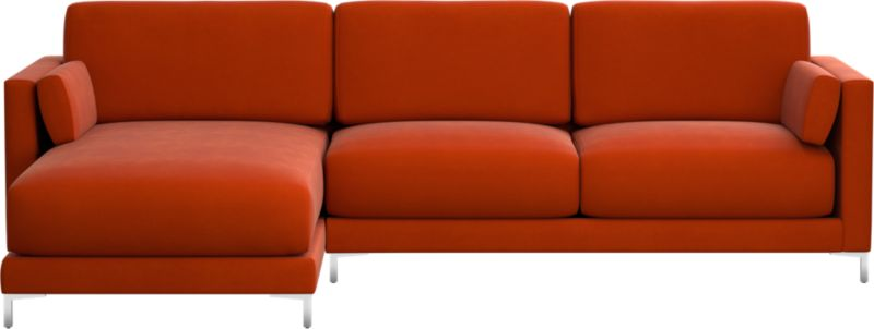 sienna sofa art egypt district 2 piece sectional reviews cb2 item 324 10 1305 0