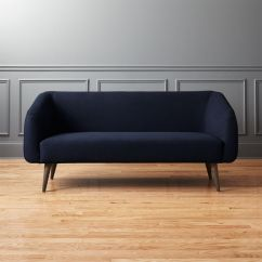 Cb2 Club Leather Sofa Latest Wooden Set Designs 2017 Tandom Sleeper Reviews - Thesofa