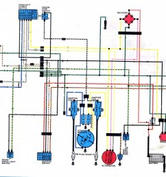 honda cb 350 wiring diagram wiring diagram todays 1978 honda cb750k wiring diagram 1970 honda [ 1227 x 915 Pixel ]