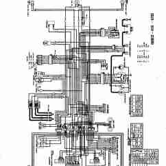 Yamaha Xs650 Bobber Wiring Diagram 4 Pole Starter Solenoid 1980 Xs1100 Special Get Free Image